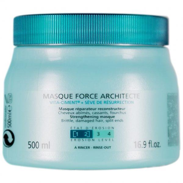 Kérastase Résistance Masque Force Architecte - 500 ml.
