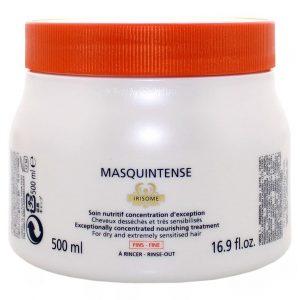 Kérastse Nutritive Masquintense - fint hår