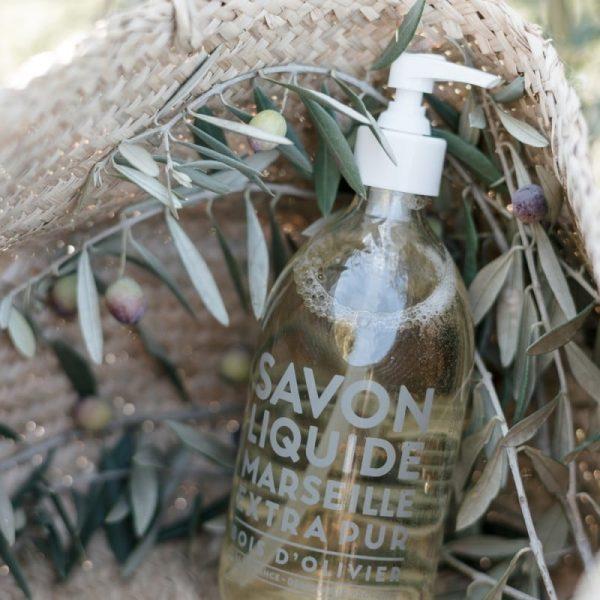Compagnie de Provence Extra Pur Bois d'Olivier - 500 ml