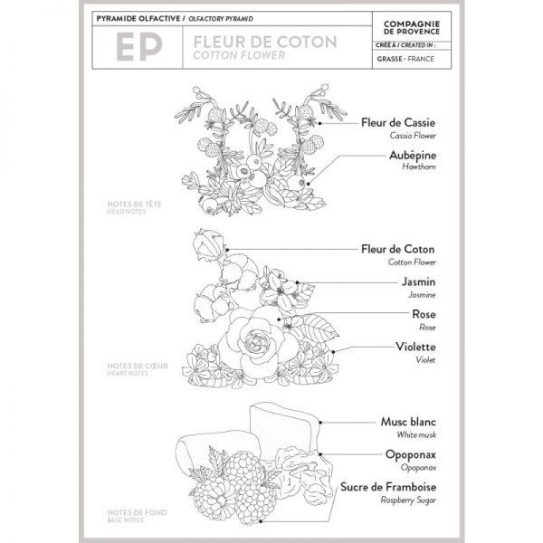 Compagnie de Provence Extra Pur Fleur de Coton duftnuancer