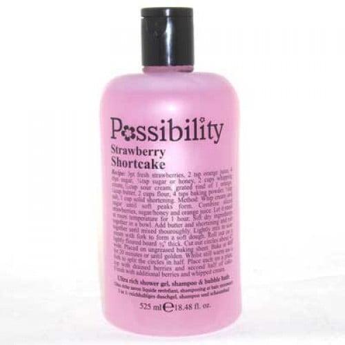 Possibility Strawberry Shortcake
